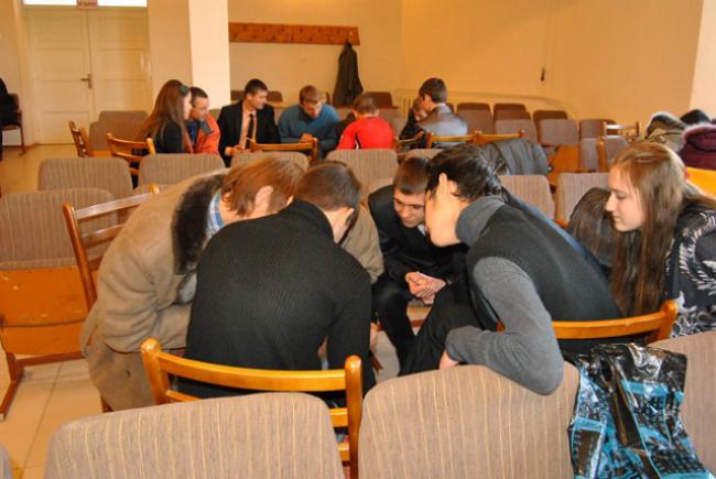 Миссионерская поездка по югу Украины